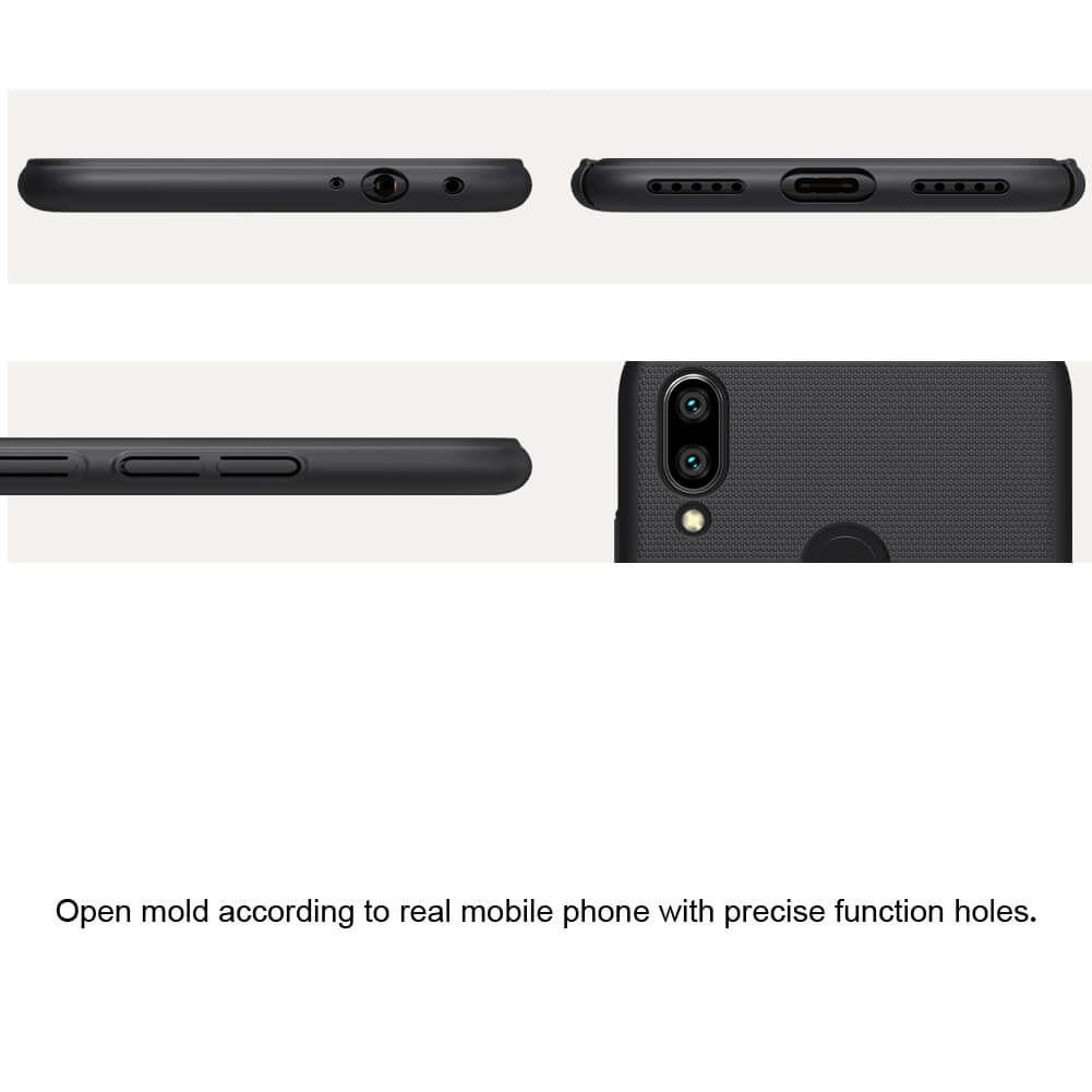 Nillkin Xiaomi Redmi Note 7 Super Frosted Shield Case (8)