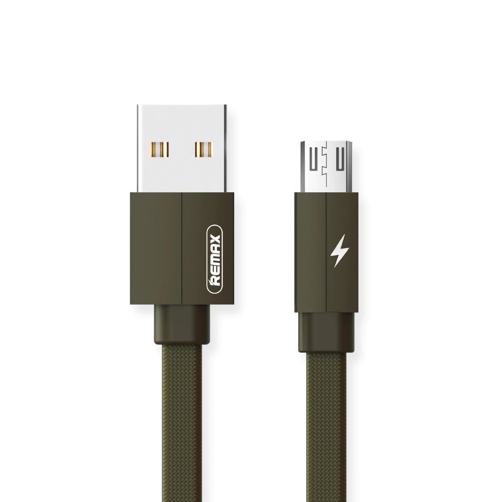 Remax Rc 094m Kerolla Micro Usb Data Charging Cable (2)