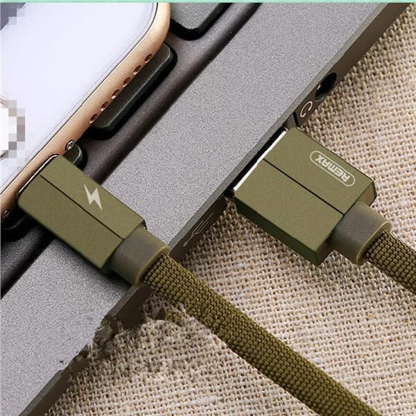 Remax Rc 094m Kerolla Micro Usb Data Charging Cable (4)