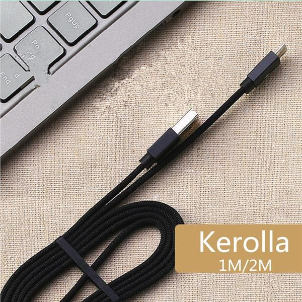 Remax Rc 094m Kerolla Micro Usb Data Charging Cable (5)