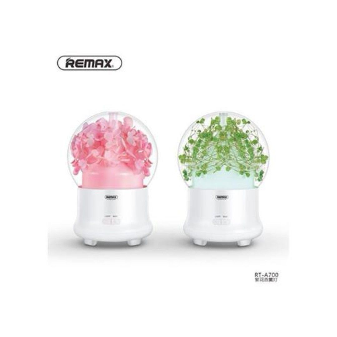 Remax Rt A700 Flowers Aroma Lamp Humidifier (3)