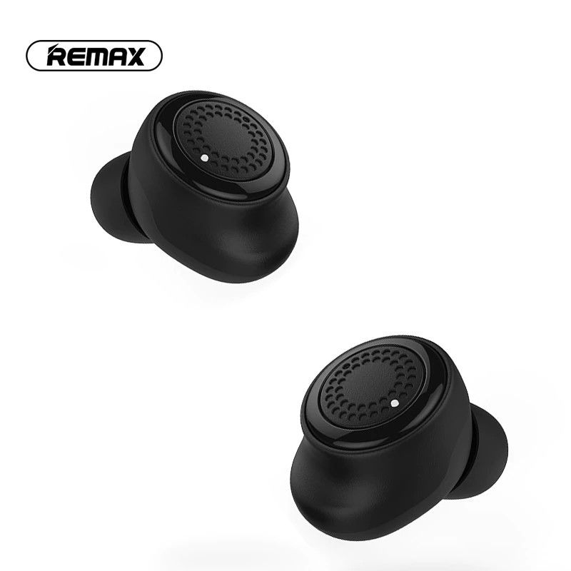 Remax Tws 2 Wireless Earbuds With Charging Case (1)