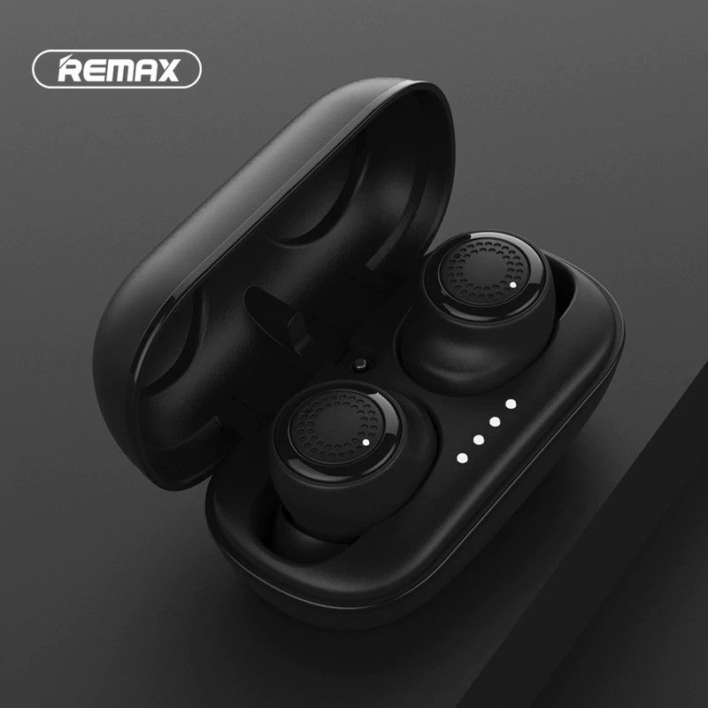 Remax Tws 2 Wireless Earbuds With Charging Case (11)