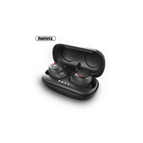 Remax Tws 2 Wireless Earbuds With Charging Case (4)