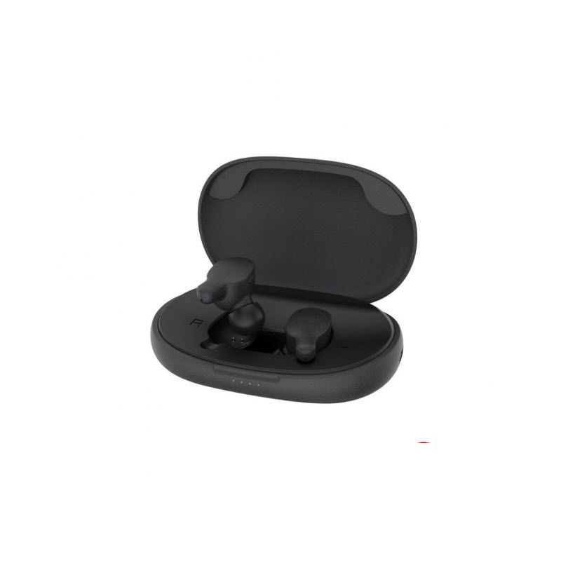 Remax Tws 3 Wireless Earbuds Twins Earphone With Charging Box (3)