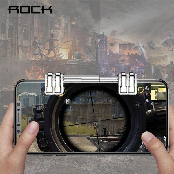 Rock Retractable Shooting Game Controller (1)