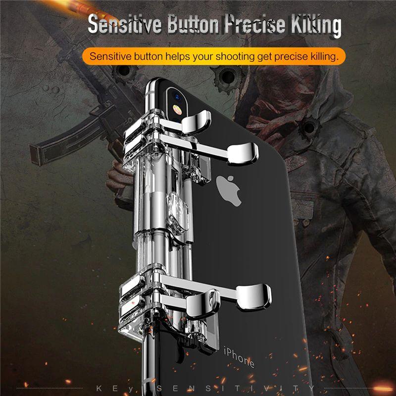 Rock Retractable Shooting Game Controller (3)