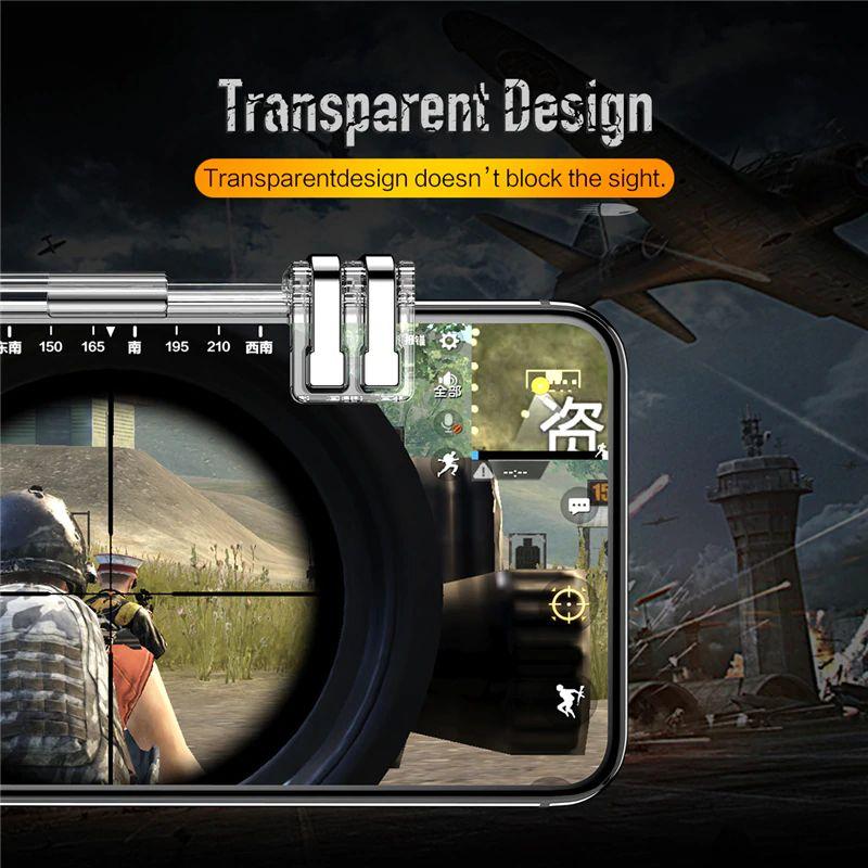 Rock Retractable Shooting Game Controller (6)