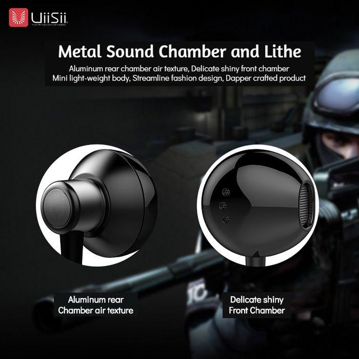Uiisii Hm12 Gaming Headset On Ear Deep Bass Good Treble Earphone (1) 1