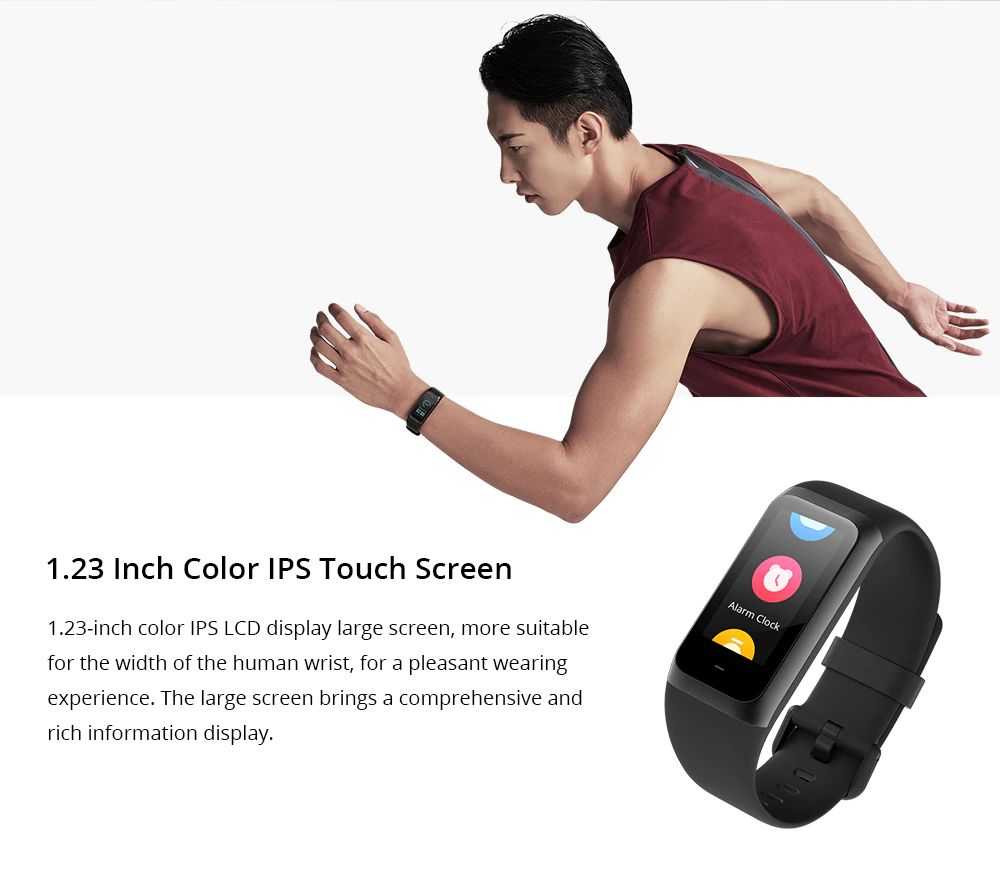 Xiaomi Amazfit Cor 2 Smart Bracelet (1)