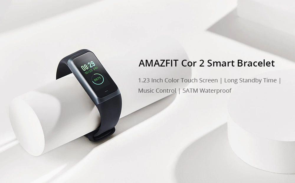 Xiaomi Amazfit Cor 2 Smart Bracelet (2)