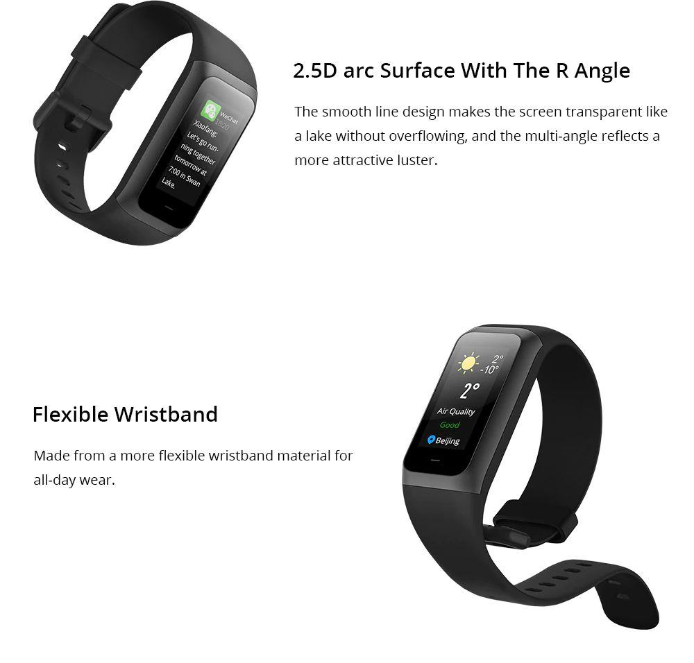 Xiaomi Amazfit Cor 2 Smart Bracelet (9)