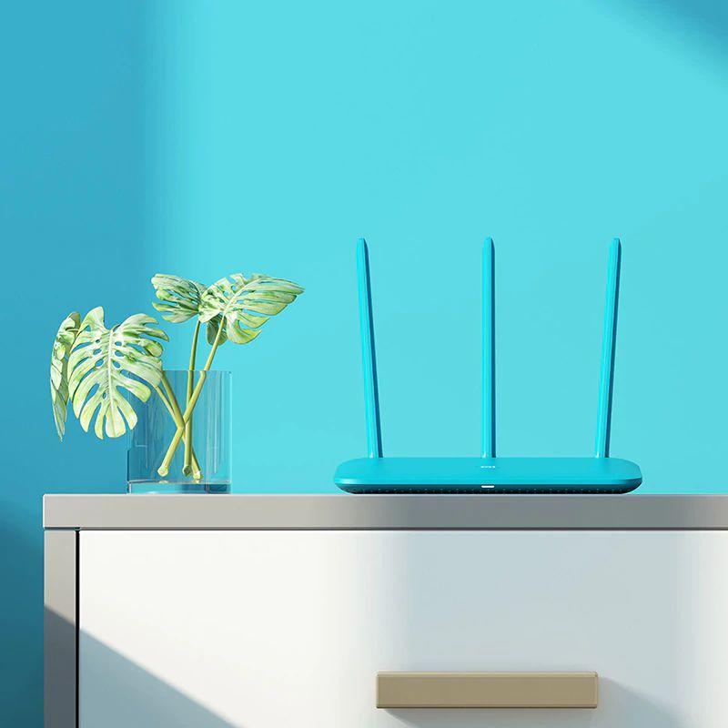 Xiaomi Mi 4q Wireless Router Three Antennas 450mbps (2)