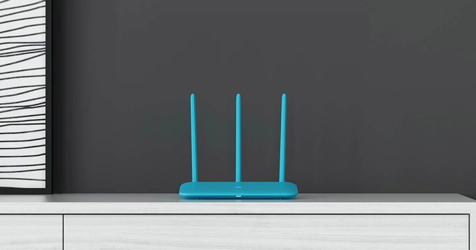 Xiaomi Mi 4q Wireless Router Three Antennas 450mbps (3)