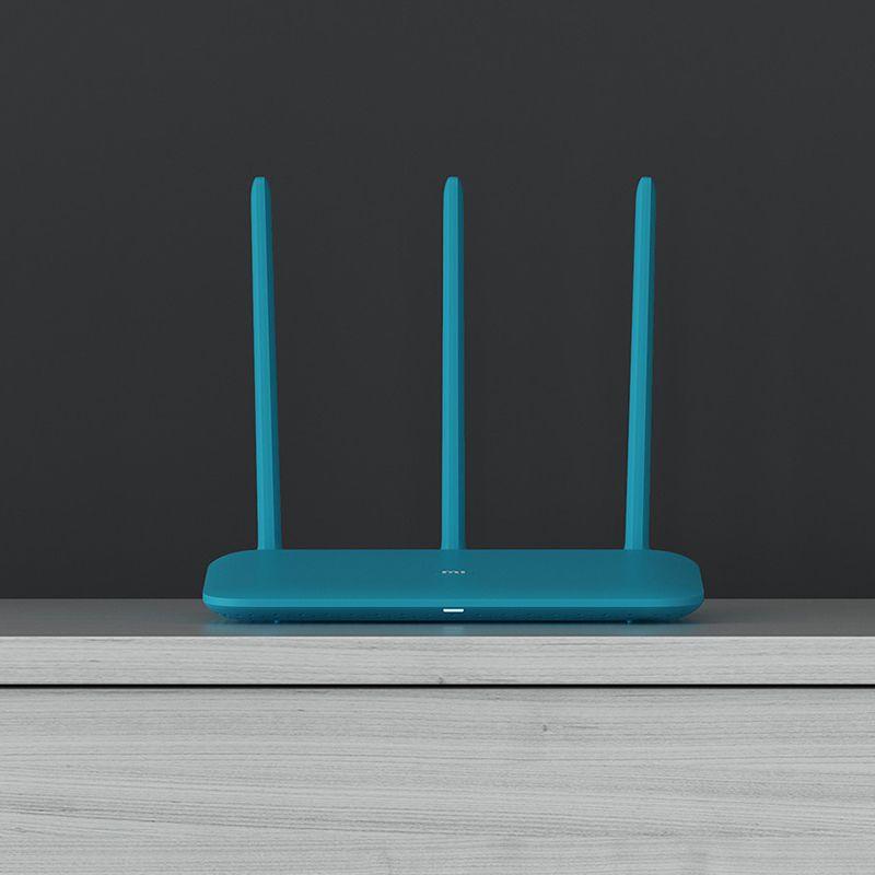 Xiaomi Mi 4q Wireless Router Three Antennas 450mbps (4)