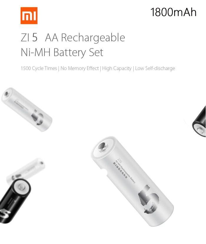 Xiaomi Mi Aa Ni Mh Rechargeable Batteries (1)