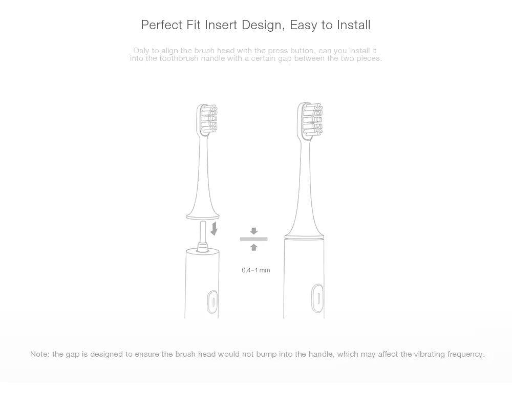 Xiaomi Mi Electric Toothbrush Heads 3 Pcs (11)