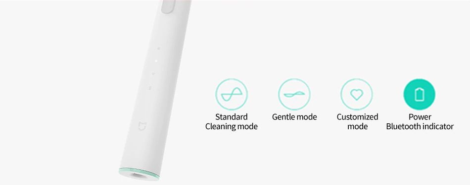 Xiaomi Mi Home Sonic Electric Toothbrush Rechargeable (1)