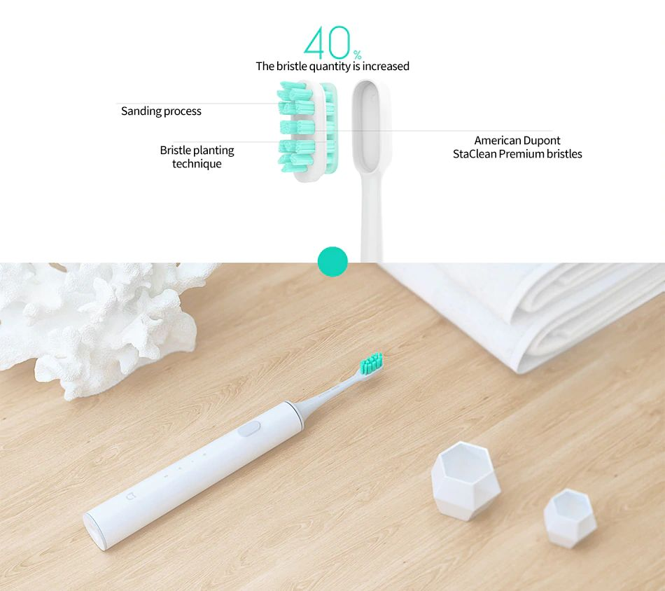 Xiaomi Mi Home Sonic Electric Toothbrush Rechargeable (2)