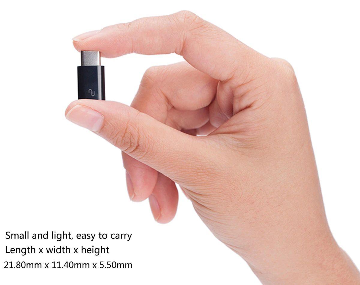 Xiaomi Mi Micro Usb To Type C Adapter (4)