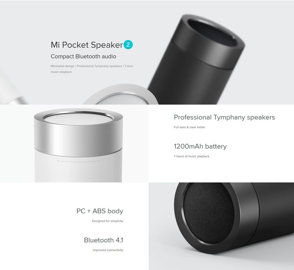 Xiaomi Mi Pocket Speaker 2 (1)