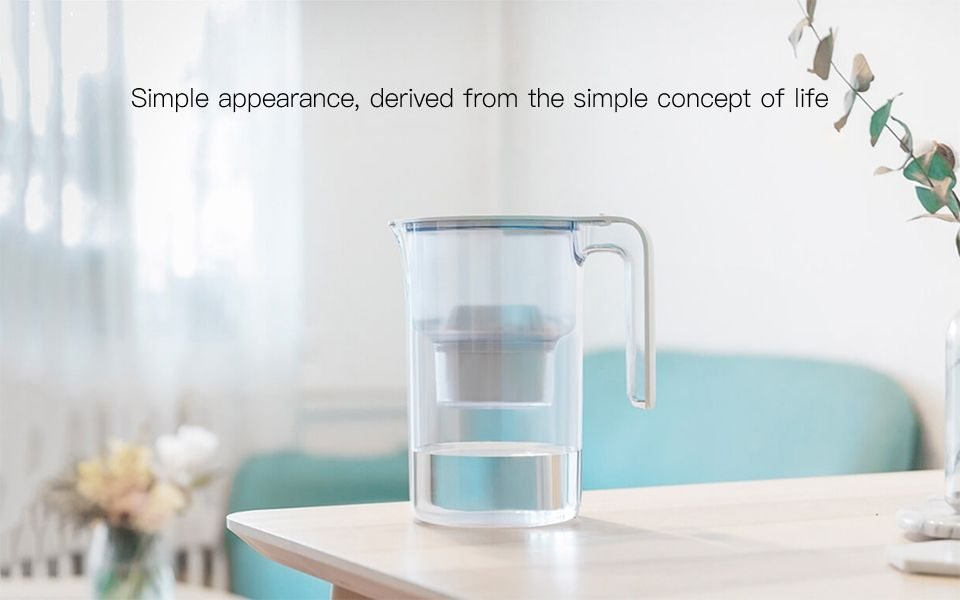 Xiaomi Mijia Filter Kettle Multiple Efficient Filtering (2)