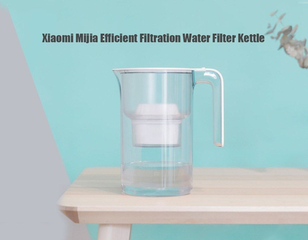 Xiaomi Mijia Filter Kettle Multiple Efficient Filtering (3)