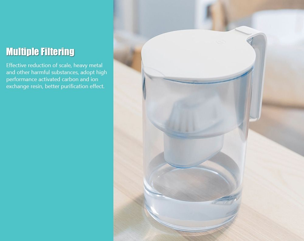Xiaomi Mijia Filter Kettle Multiple Efficient Filtering (4)