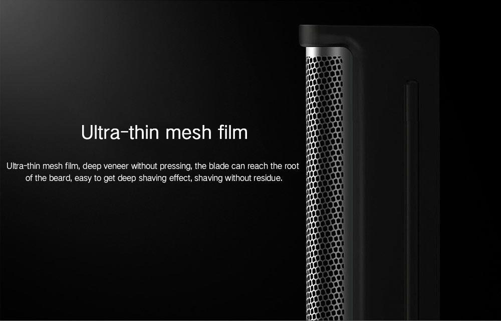 Xiaomi Mijia Portable Electric Shaver Foil Frame (11)