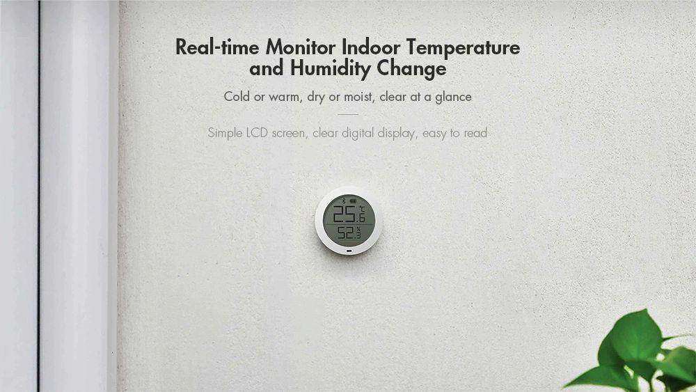 Xiaomi Mijia Smart Temperature And Humidity Sensor (6)