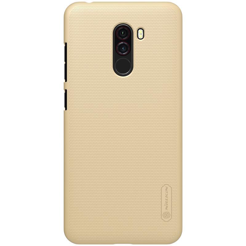 Xiaomi Poco F1 Nillkin Super Frosted Shield Matte Cover Case (10)