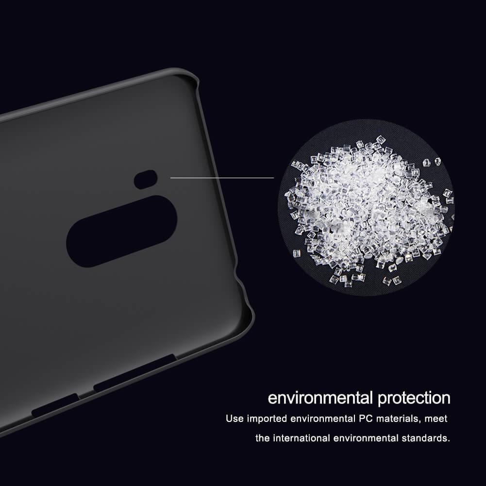 Xiaomi Poco F1 Nillkin Super Frosted Shield Matte Cover Case (2)