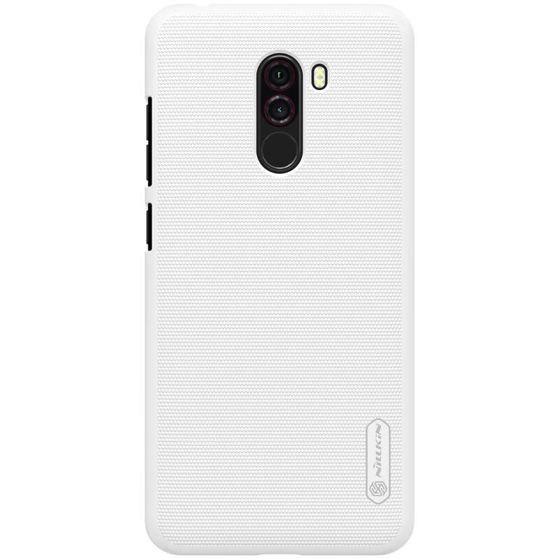 Xiaomi Poco F1 Nillkin Super Frosted Shield Matte Cover Case (4)