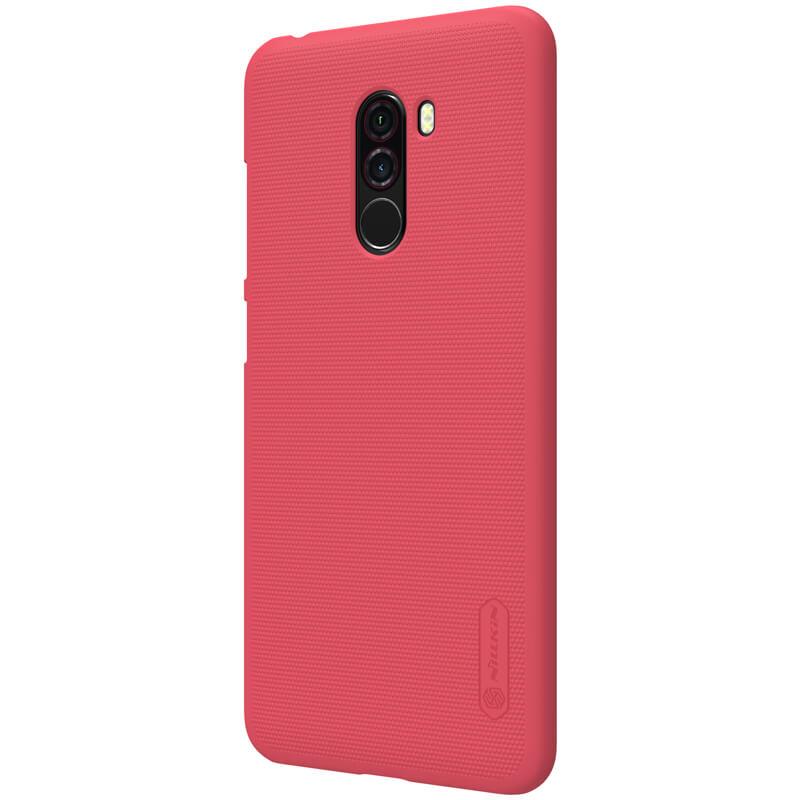 Xiaomi Poco F1 Nillkin Super Frosted Shield Matte Cover Case (8)
