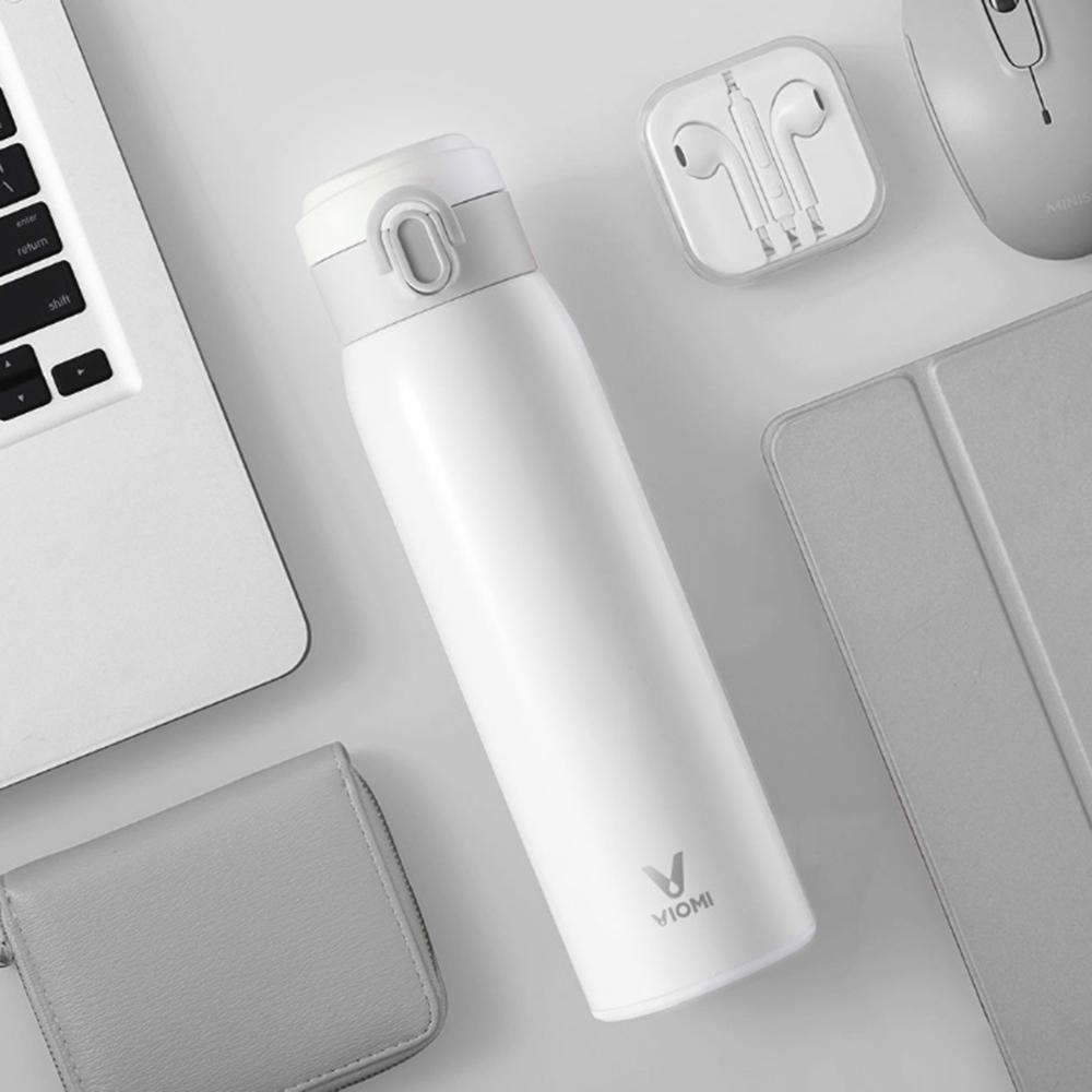 Xiaomi Viomi 460ml Stainless Steel Vacuum Cup (1)