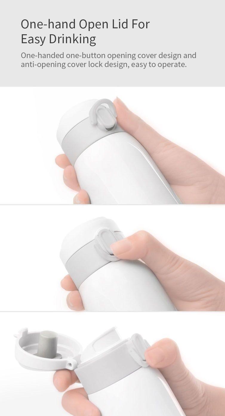 Xiaomi Viomi 460ml Stainless Steel Vacuum Cup (10)