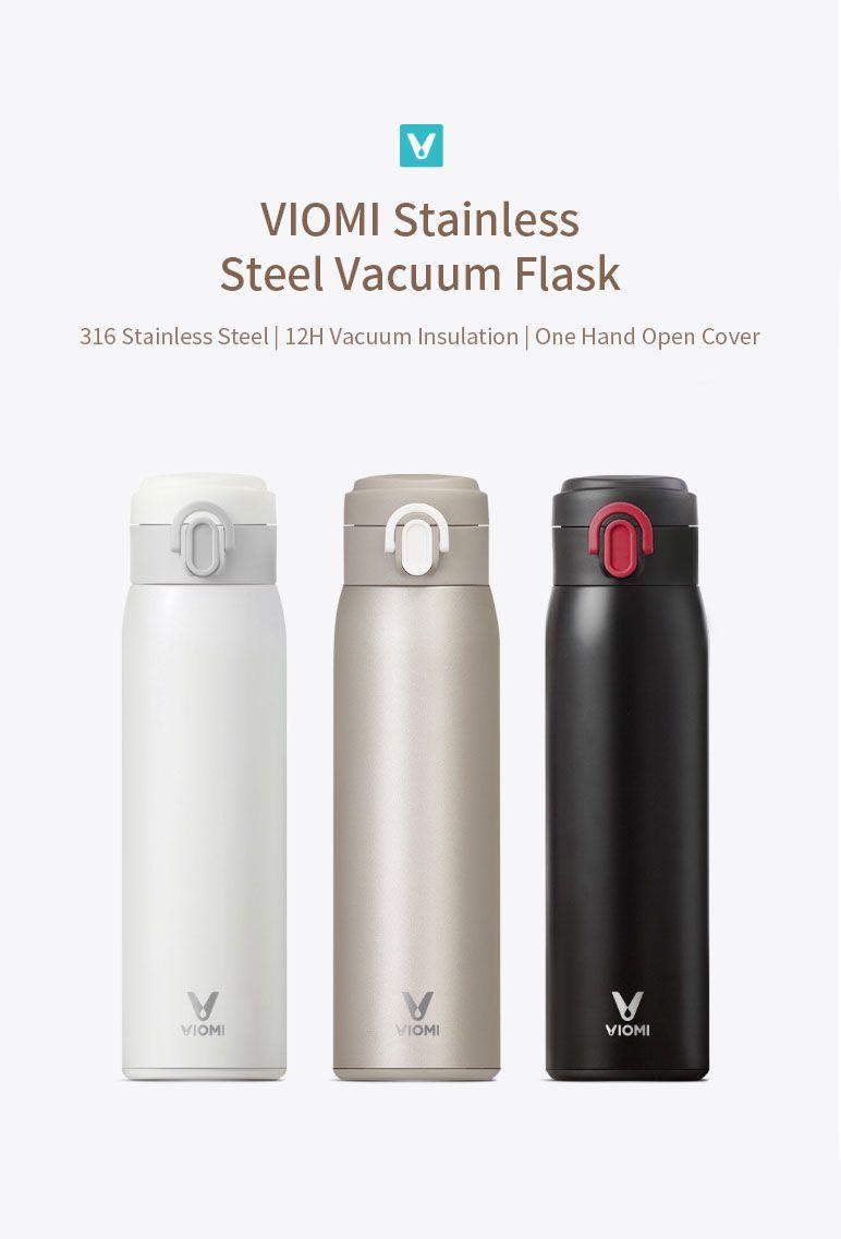 Xiaomi Viomi 460ml Stainless Steel Vacuum Cup (4)