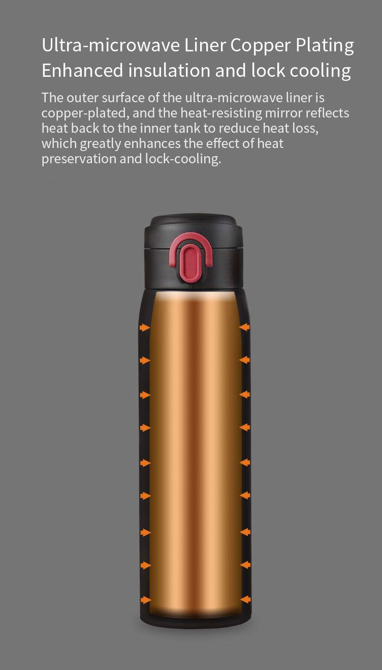 Xiaomi Viomi 460ml Stainless Steel Vacuum Cup (8)