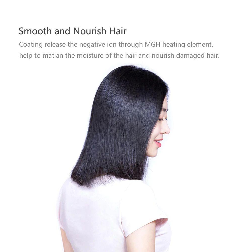 Xiaomi Yueli Wireless Mini Hair Straightener Wireless 2500mah Battery Power Bank (16)