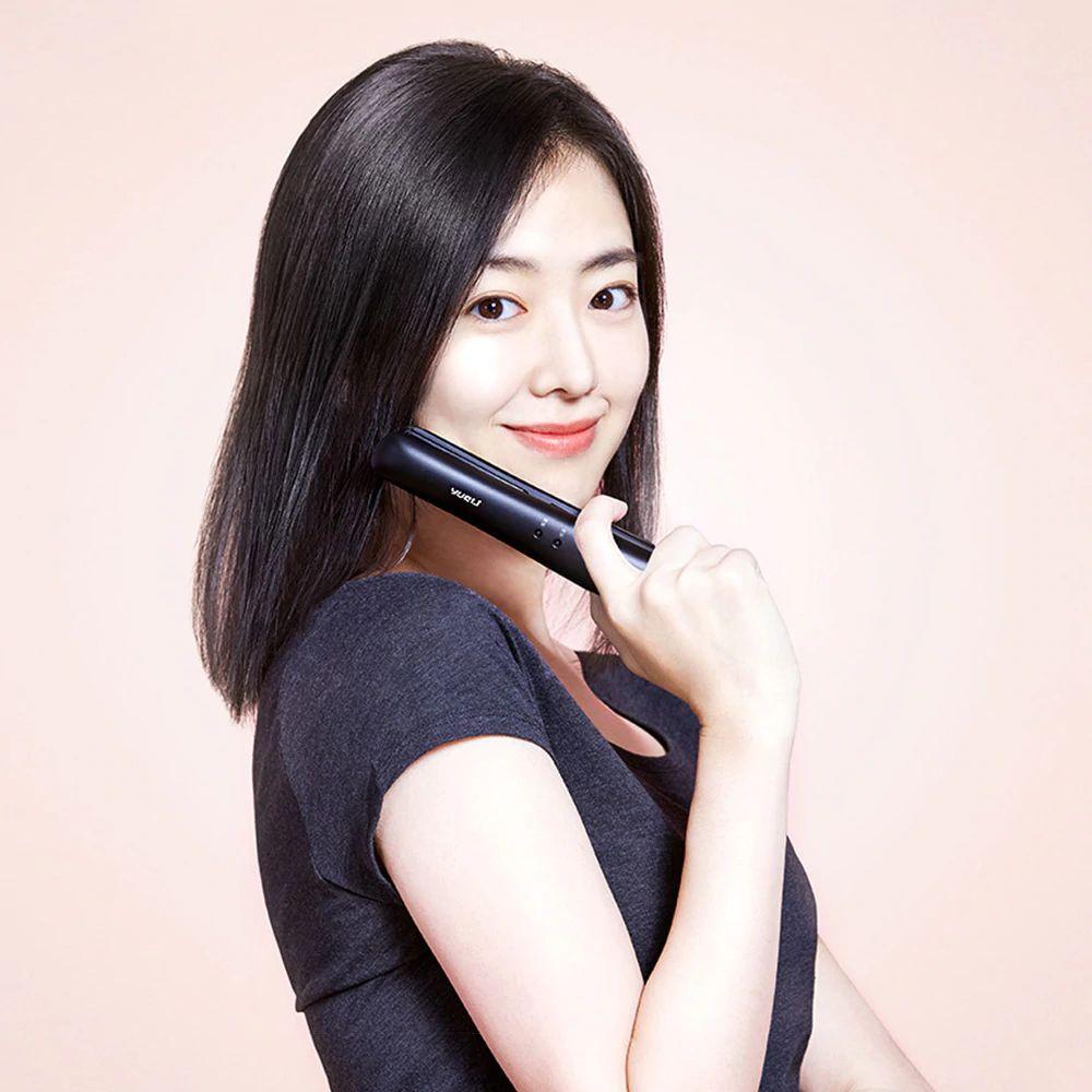 Xiaomi Yueli Wireless Mini Hair Straightener Wireless 2500mah Battery Power Bank (18)