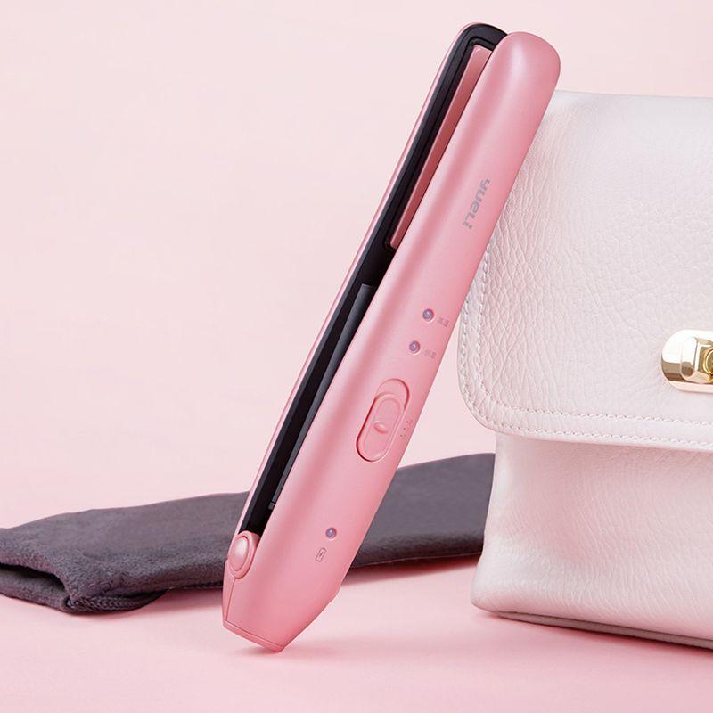 Xiaomi Yueli Wireless Mini Hair Straightener Wireless 2500mah Battery Power Bank (3)