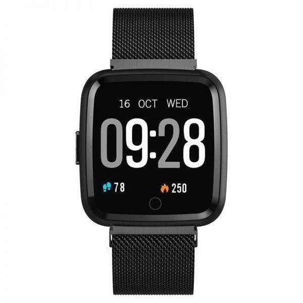 Y7 Magnetic Steel Belt Smartwatch (8)