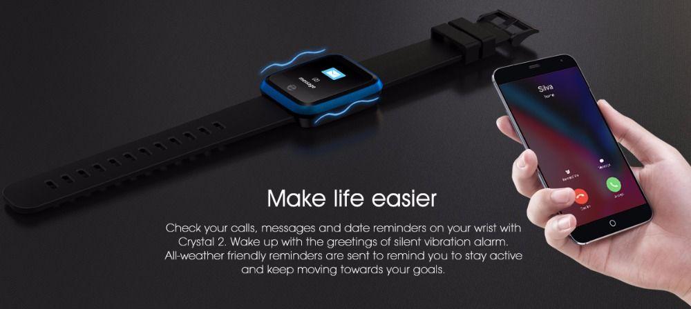 Zeblaze Crystal 2 Smart Watch (1)