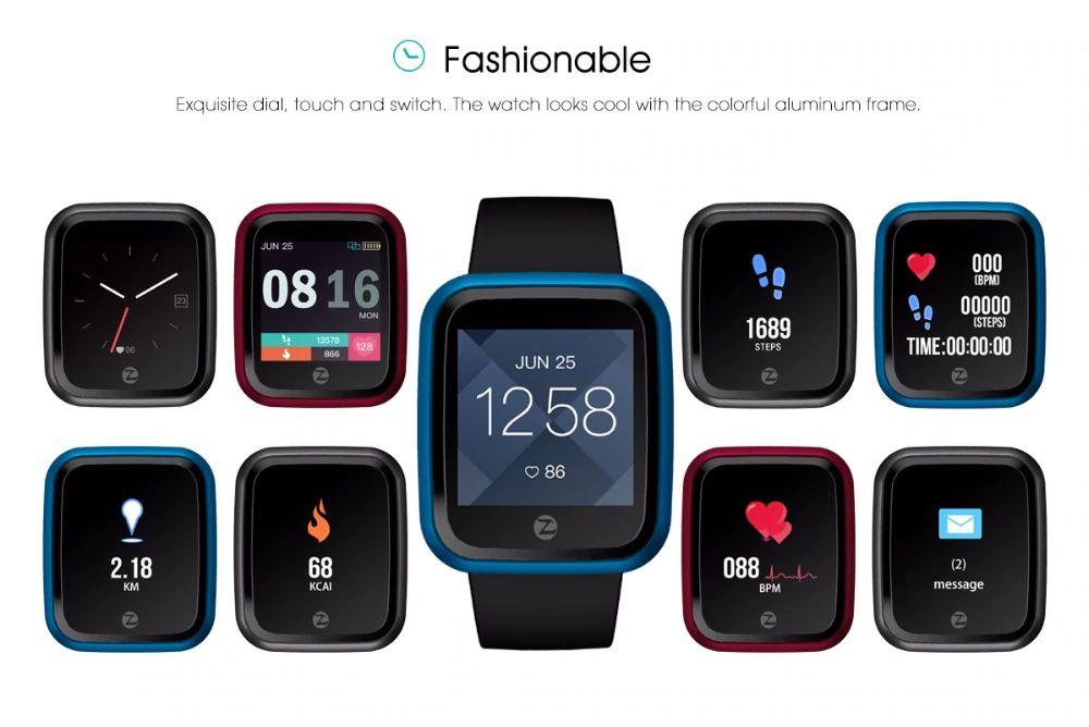 Zeblaze Crystal 2 Smart Watch (10)