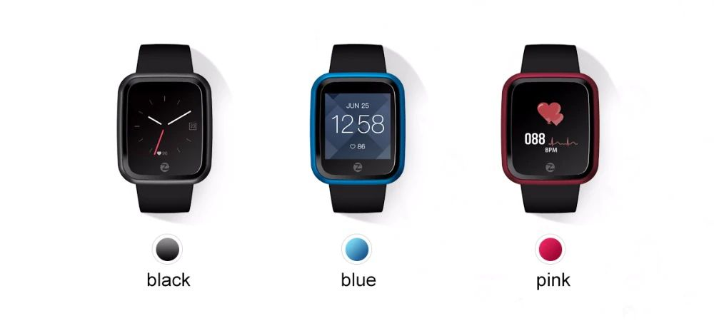 Zeblaze Crystal 2 Smart Watch (7)
