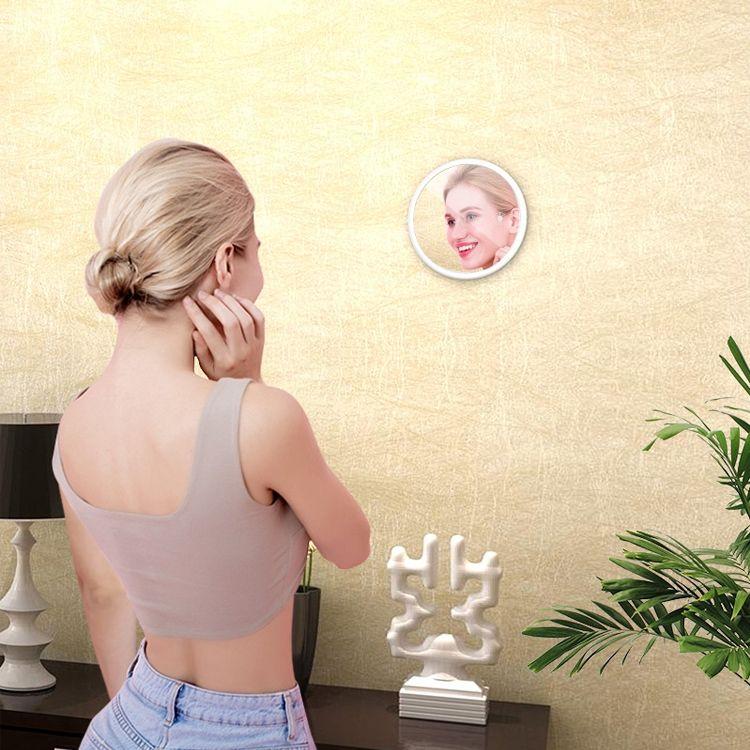Multi Functional Led Makeup Lamp Mirror Rk 36 (12)