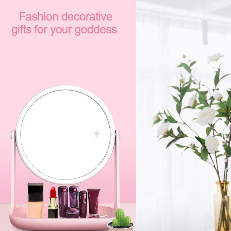 Multi Functional Led Makeup Lamp Mirror Rk 36 (13)