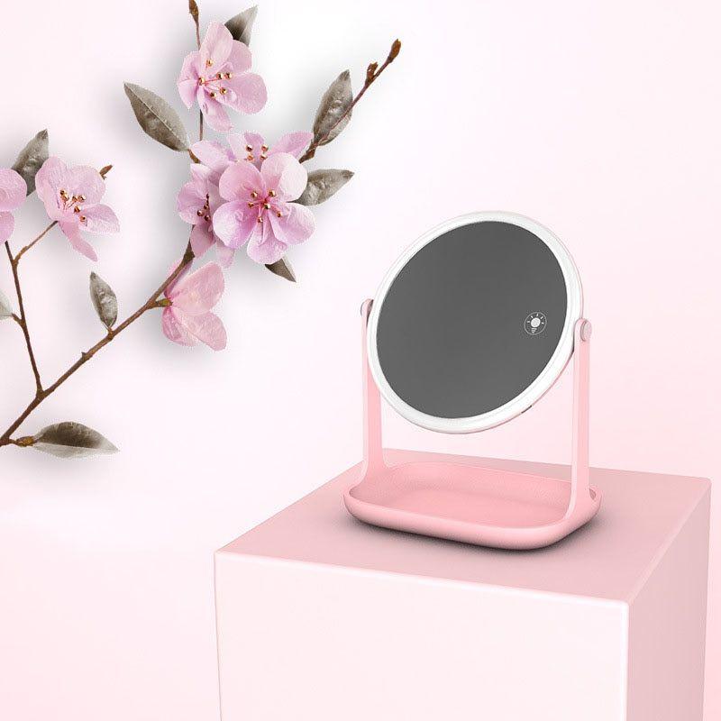 Multi Functional Led Makeup Lamp Mirror Rk 36 (3)