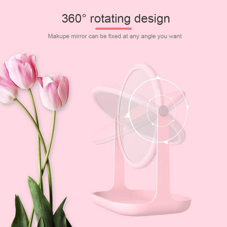 Multi Functional Led Makeup Lamp Mirror Rk 36 (9)