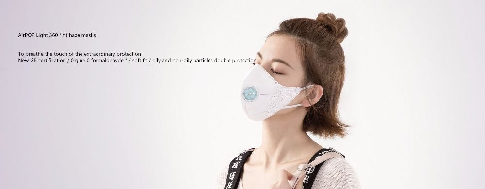 Airpop Light 360 Fit Anti Fog Mask (11)